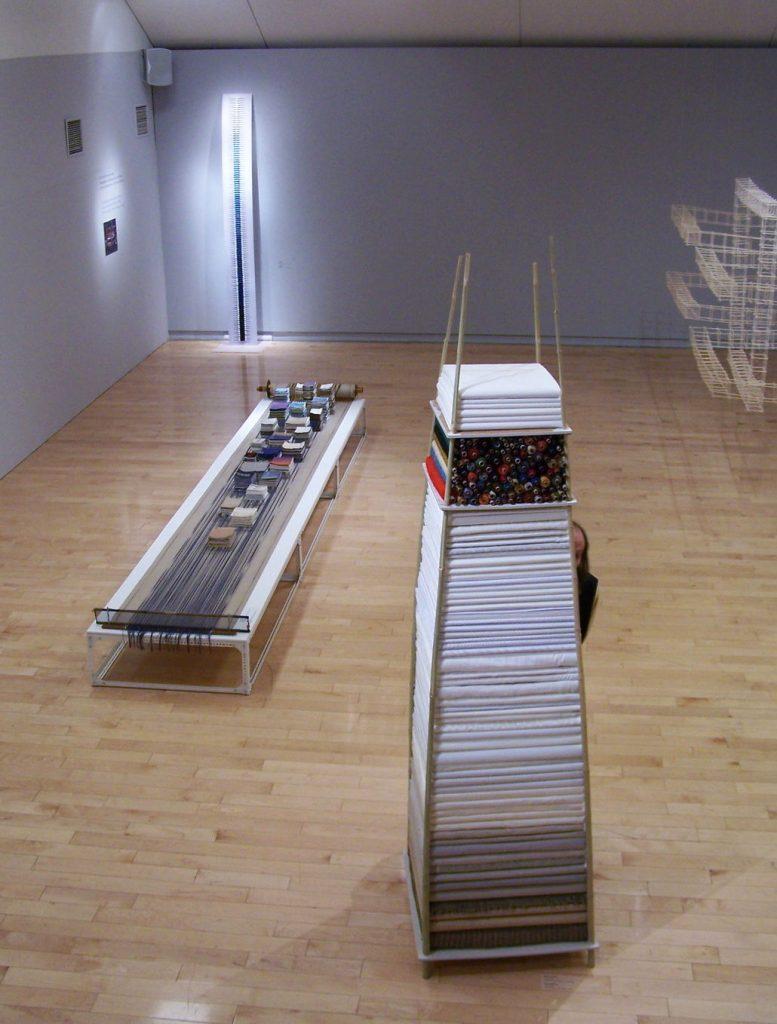 Exhibition Upside Down, Benaki museum