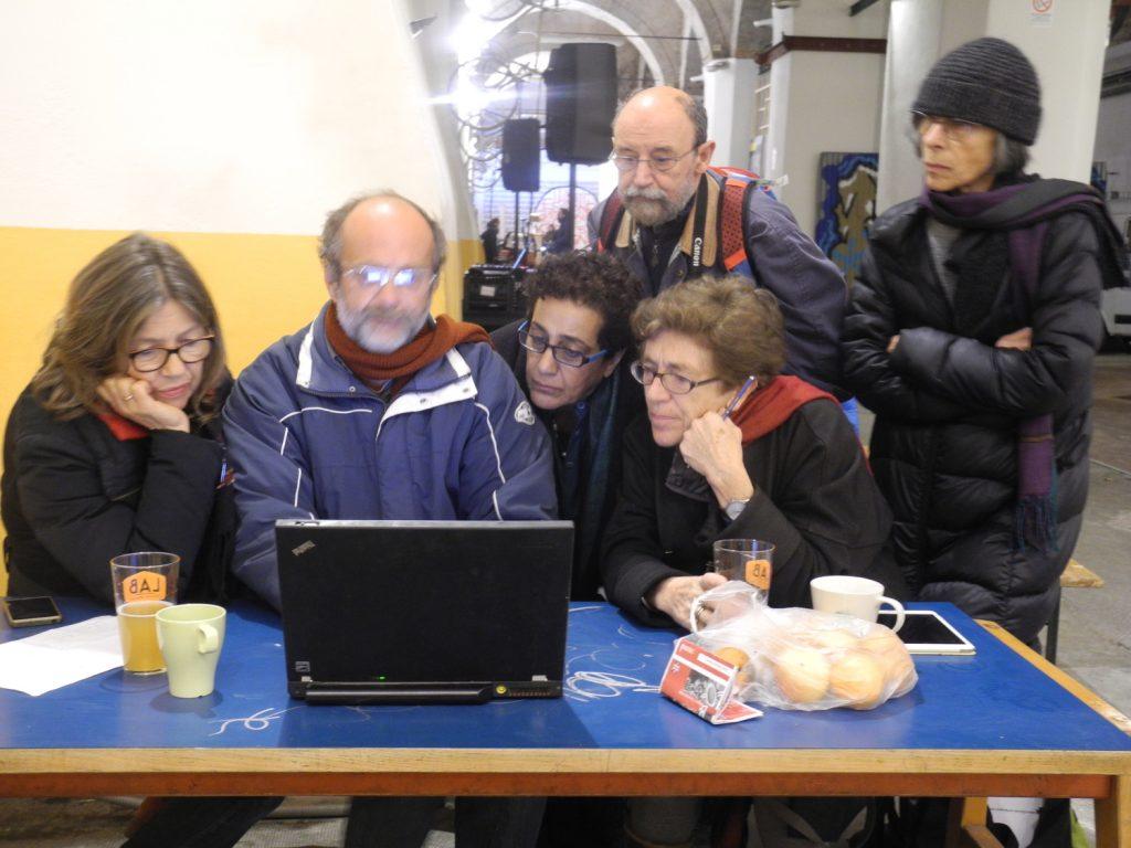 website seminar with HP at Dynamo Velostazione, Bologna